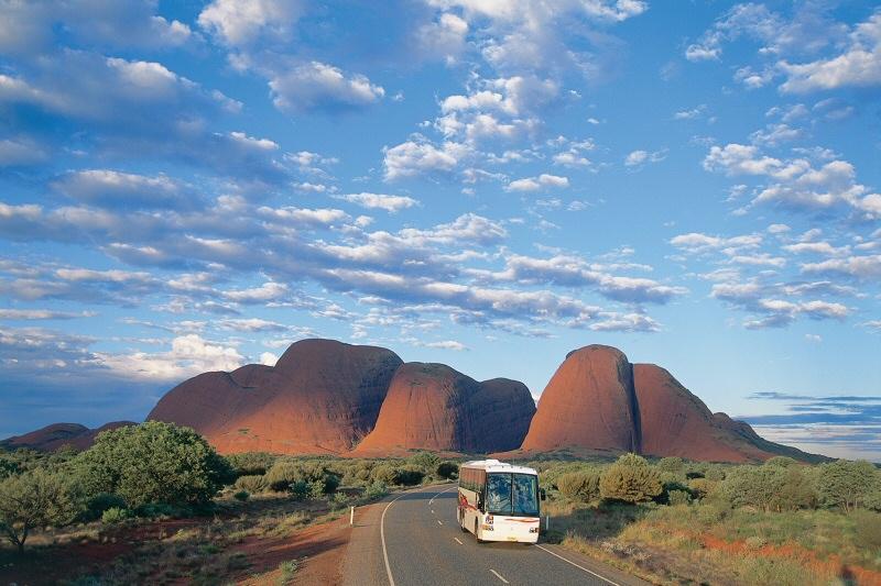 Australian Pacific Coach Tours Australia - Australian tours